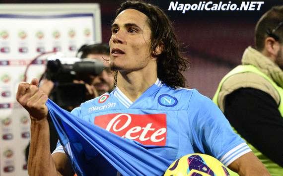 Cavani record, merita un Napoli da Scudetto