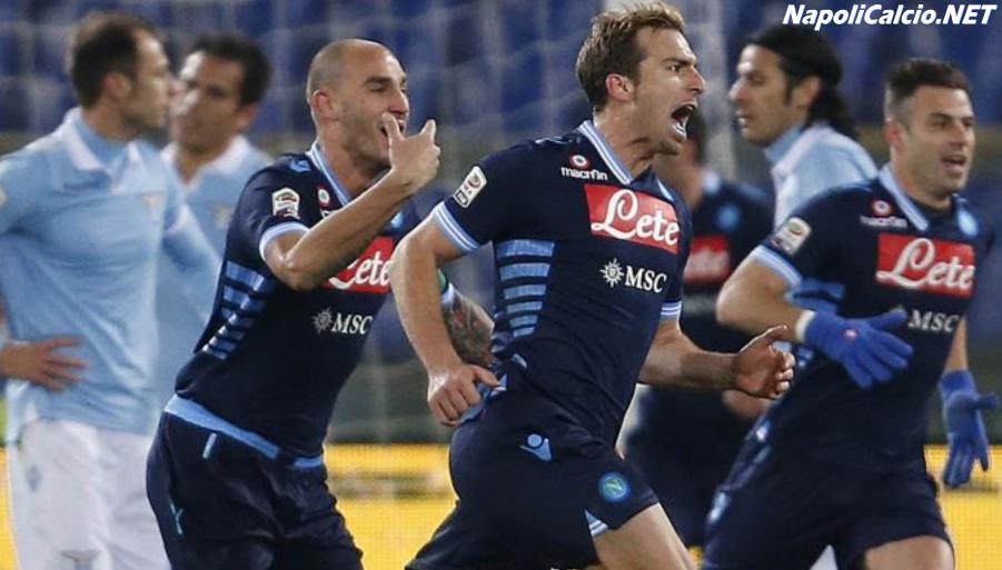 Campagnaro segna il goal del pareggio alla Lazio