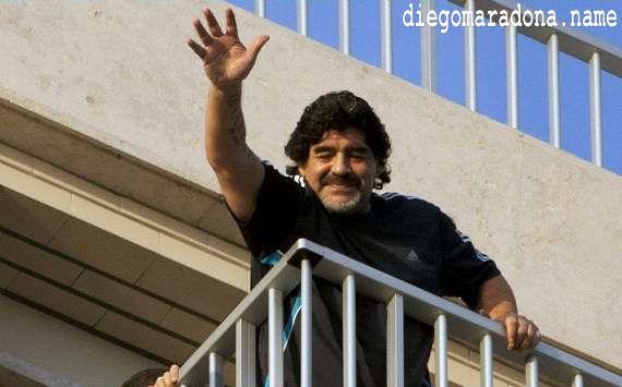 Diego Armando Maradona - ritorno a Napoli
