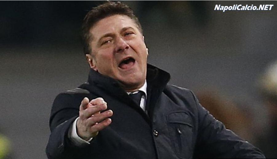 """Mazzarri: """"Il Napoli reagisce ai cazzotti""""Mazzarri: """"Il Napoli reagisce ai cazzotti"""""""