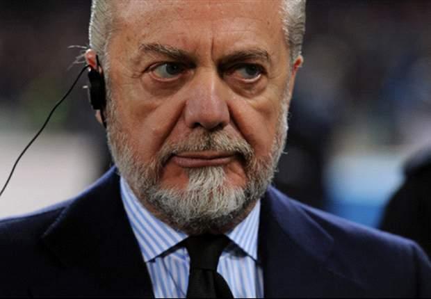 De Laurentiis rivela interessamento del Chelsea per Cavani