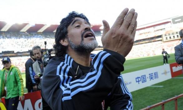 Maradona vince una causa contro i cinesi