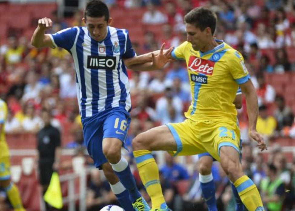 Fernandez dimostra ancora una volta di non essere un calciatore da Napoli