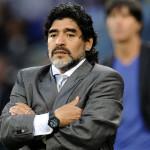 Diego Maradona ha 'battuto' De Laurentiis