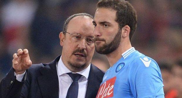 Benitez istruisce Higuain non completamente recuperato