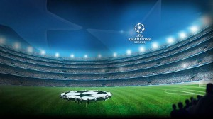 Champions in campo