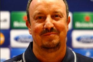 Il sorriso di Benitez