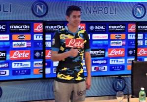 Jorginho nuovo arrivo in casa Napoli
