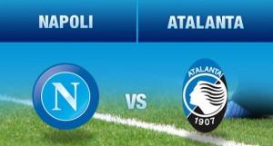 Napoli-Atalanta di Coppa Italia 2014