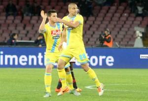 Christian Maggio commenta la vittoria sul Milan