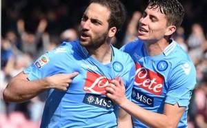 Higuain ne fa 3 alla Lazio