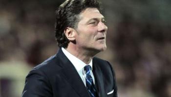 Walter Mazzarri oggi allenatore dell'Inter