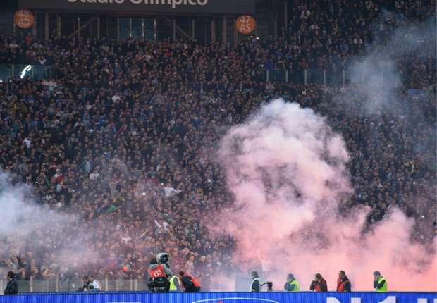 Coppa Italia: Tosel, due gare a porte chiuse per il Napoli