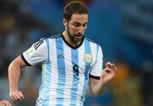 Higuain ringrazia Messi
