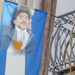 Napoli tifa Argentina