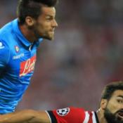 Athletic Bilbao-Napoli 3-1, troppi gli errori in difesa