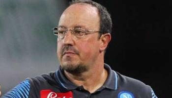 """Rafa Benitez: """"Diciamo Scudetto senza paura, tutti insieme per il Napoli"""""""