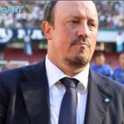 La delusione di Benitez dopo Napoli-Chievo 0-1