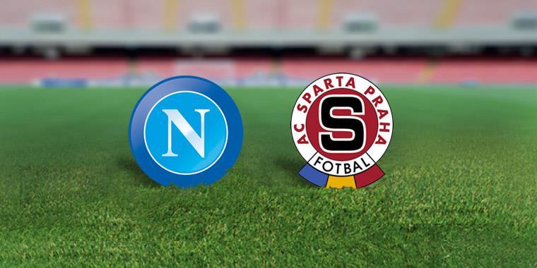 Napoli - Sparta Praga