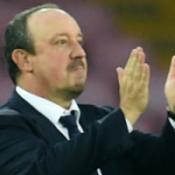 Benitez orgoglioso del suo Napoli