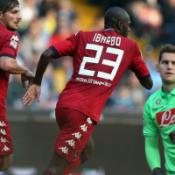 Zeman ferma il Napoli, 3-3 al San Paolo