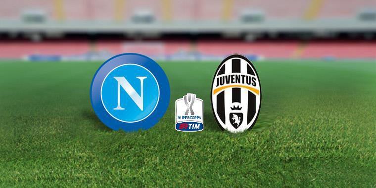 Napoli-Juventus, Supercoppa TIM