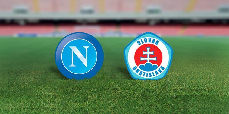 Napoli-Slovan Bratislava