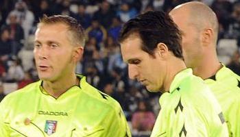 Valeri, ha arbitrato la supercoppa Juventus-Napoli