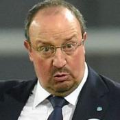 Benitez su Napoli-Genoa 2-1