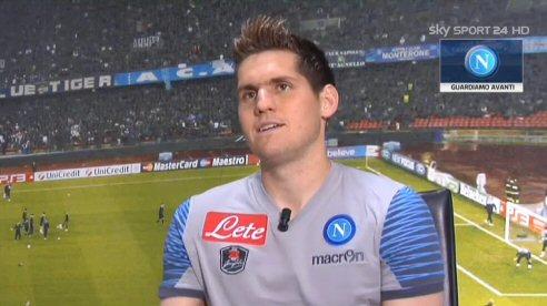 Rafael, vuole vincere ancora col Napoli