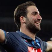 Gonzalo Higuain ha fame di successi per il suo Napoli