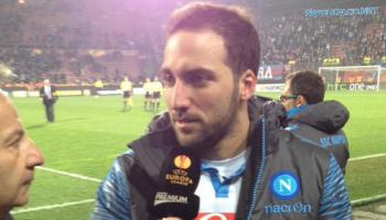 Higuain intervistato a Trebisonda