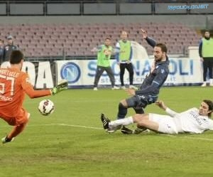 Un super Sportiello ferma l'attacco del Napoli