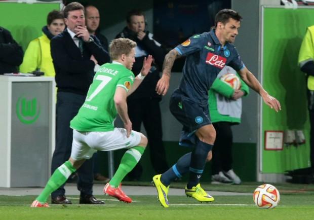 Wolfsburg-Napoli, Maggio, Napoli gran gruppo