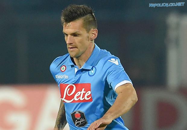Christian Maggio al Napoli fino al giugno del 2018