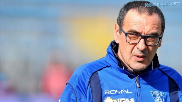 Maurizio Sarri, da piccolo tifava Napoli