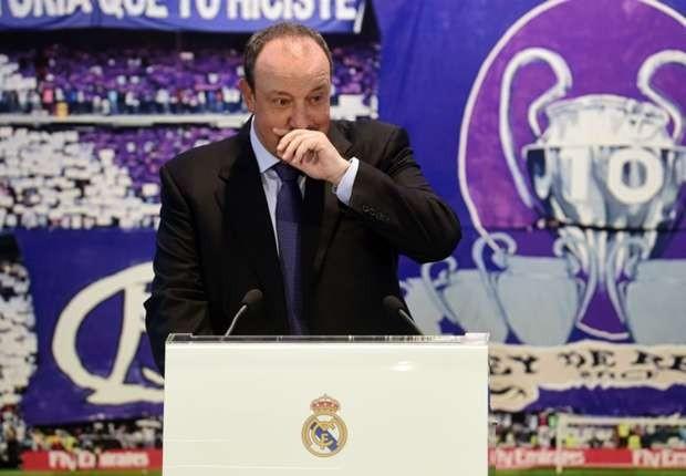 Rafa Benitez, lacrime di coccodrillo