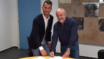 Ufficiale, Valdifiori firma per il Napoli