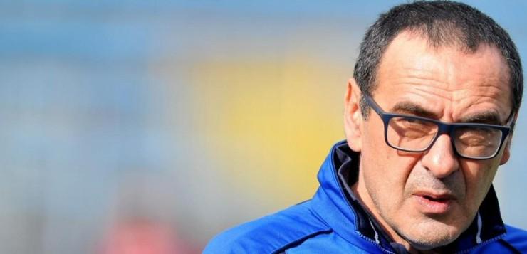 """Sarri sul mercato del Napoli: """"Valdifiori sarebbe stato qui anche senza me, Allan è straordinario"""""""