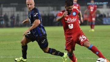 Insigne in Latina-Napoli 0-5
