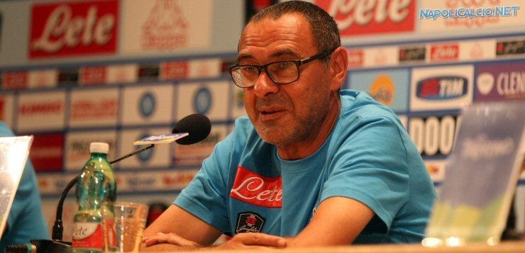 """Napoli, Sarri: """"Higuain non è ancora pronto, a centrocampo manca qualcosa"""""""