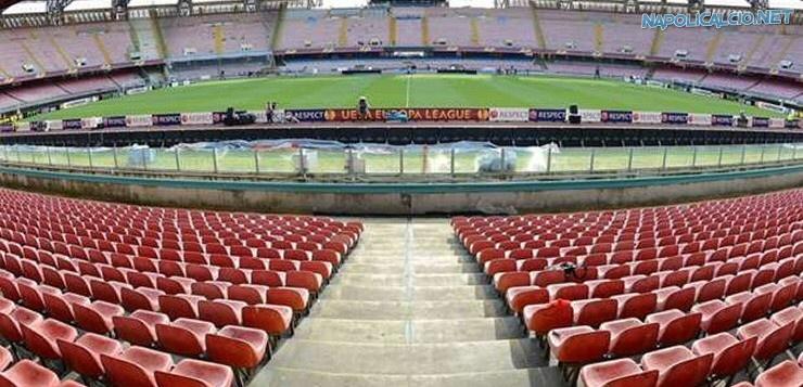 Stadio 'San Paolo' di Napoli