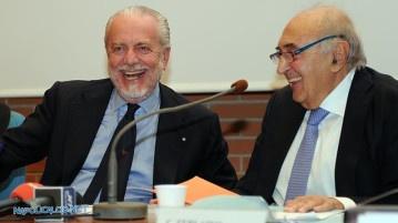 De Laurentiis e Ferlaino