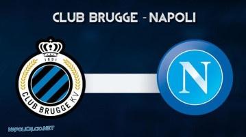Club Brugge-Napoli