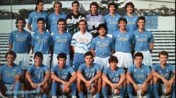 Napoli Scudetto 89-90