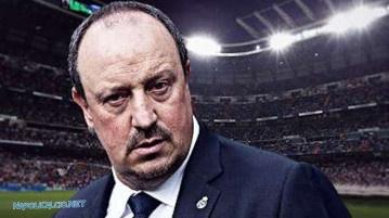 Benitez esoneraro dal Real Madrid