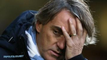 Mancini nei guai