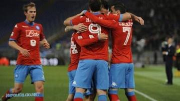Lazio-Napoli 0-2, la festa per Higuain