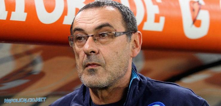 """Lazio-Napoli 0-2, Sarri: """"Bravi nel dominare le partite, meno nel gestirle"""""""