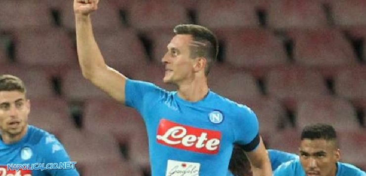 Napoli-Milan 4-2: doppia doppietta Milik, Callejon. Super Mertens